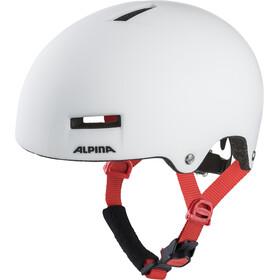 Alpina Airtime Sykkelhjelmer Hvit